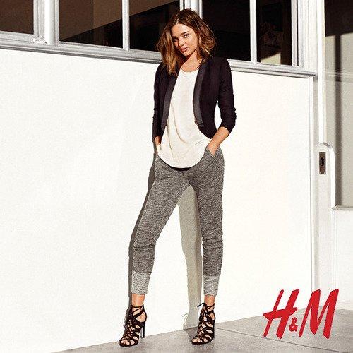 Już jest! Wiosenna kampania H&M z Mirandą Kerr (FOTO)