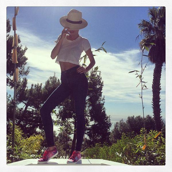 Miranda Kerr kocha jeans! (FOTO)