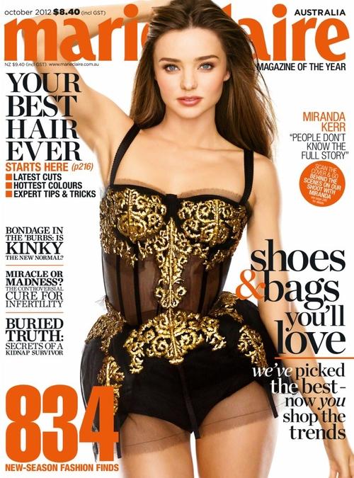 Miranda Kerr w Dolce&Gabbana (FOTO)