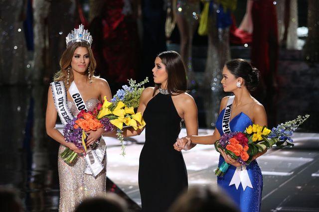Miss Kolumbii w końcu szczerze o pomyłce na wyborach Miss