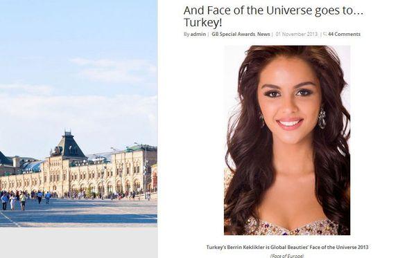 Paulina Krupińska w finałowej trójce Miss Universe 2013!