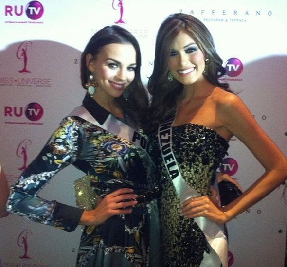 Oto nowa Miss Universe! (FOTO+VIDEO)
