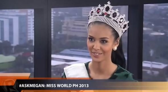 Oto piękna Miss Word 2013! (VIDEO)