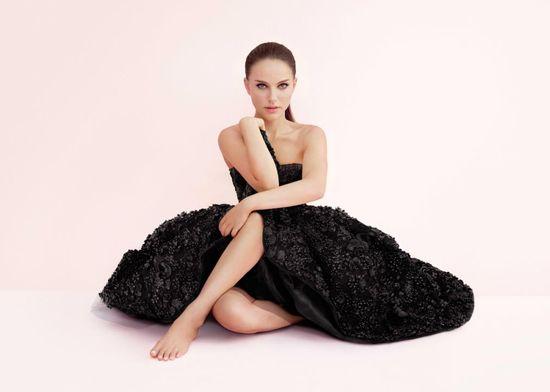 Natalie Portman ponownie dla Diora (FOTO)