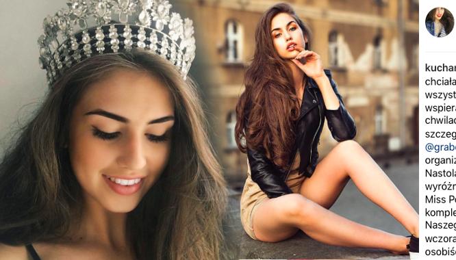 15-letnia Miss Nastolatek Klaudia Kucharska wzbudza kontrowersje swoim wyglądem