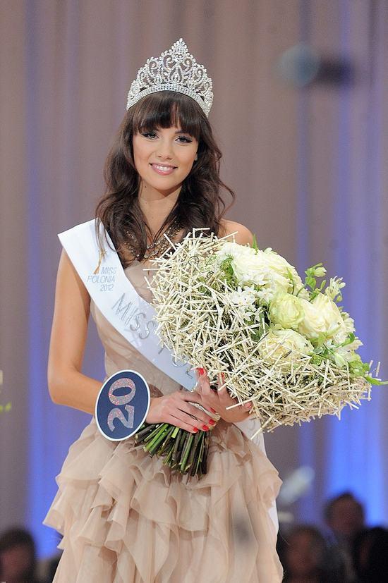 Nowa Miss Polonia - Paulina Krupińska (FOTO)