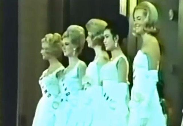 Ta Miss Universe, w ogóle nie zestarzała się przez 50 lat!