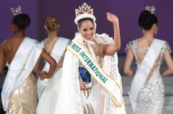 Oto nowa Miss International: 21-letnia Valerie Hernandez