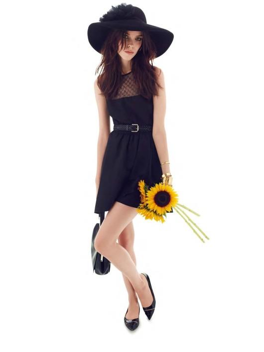 Miss Wu by Jason Wu wiosna-lato 2013