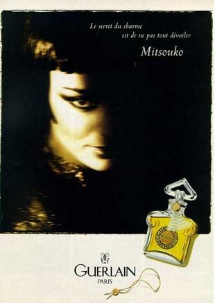 Zapach tygodnia: Mitsouko, Guerlain
