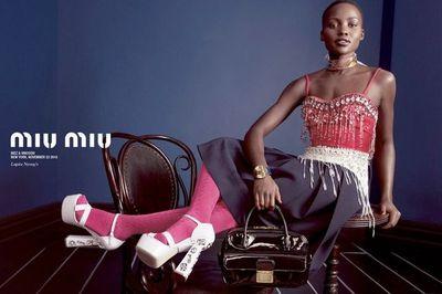 Lupita Nyong'o - nowa gwiazda filmu i mody (FOTO)