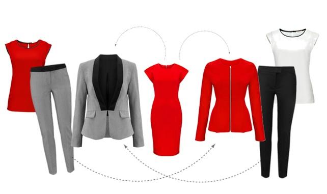 Camaieu - Pierwsza kolekcja z modą biurową w roli głównej