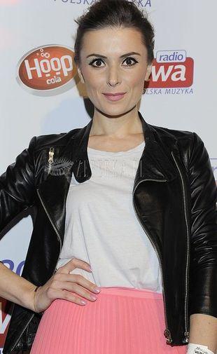 Halina Młynkova w spódnicy maxi (FOTO)