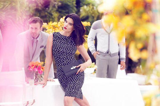 Crystal Renn w wiosennej kampanii La Chateau (FOTO)