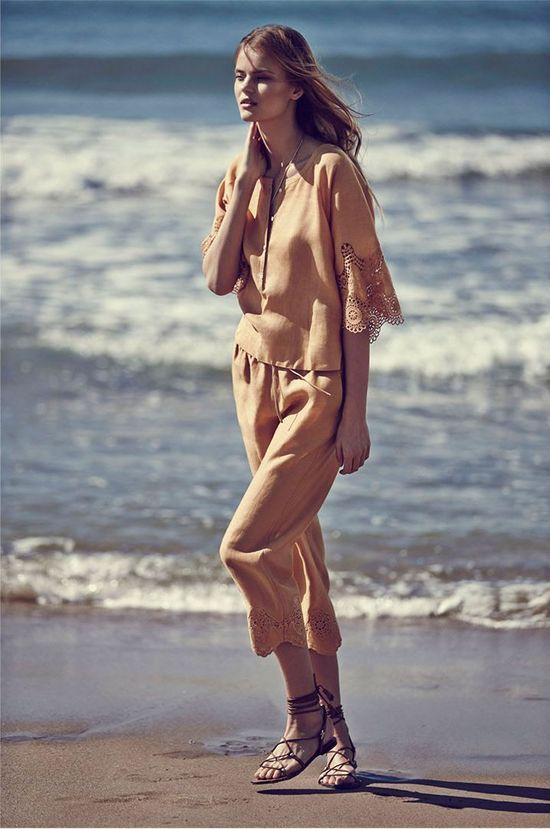 Letnia elegancja w nowym, majowym katalogu Massimo Dutti