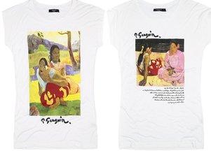 Moda na Gaugina w Reserved