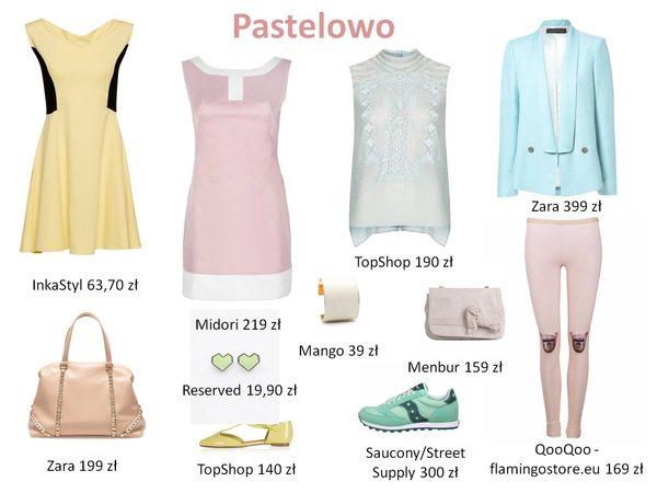 Sześć modnych stylizacji na weekend