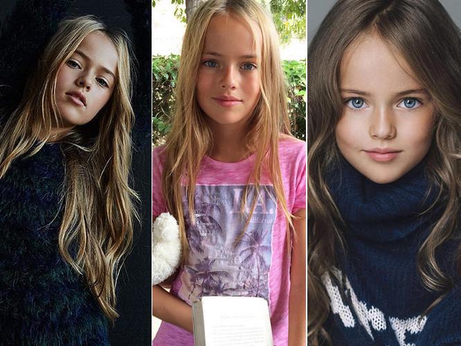 10-letnia Kristina Pimenova została zawodową modelką