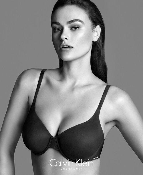 Calvin Klein zatrudnia modelkę plus-size i wywołuje burzę!