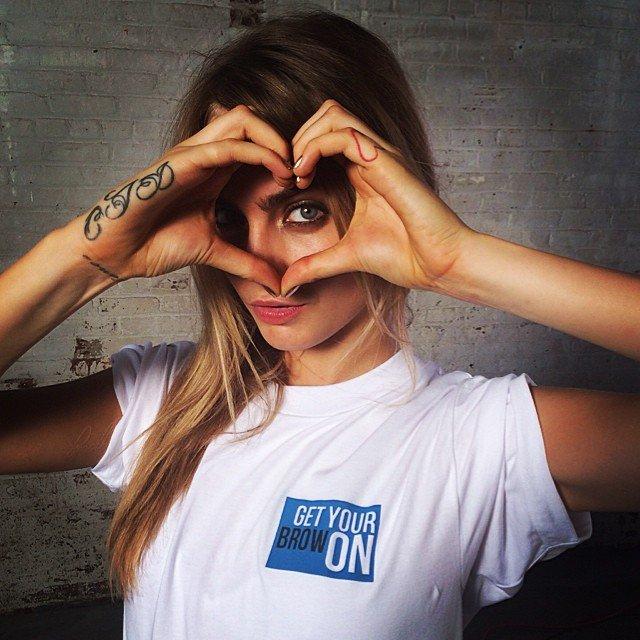 10 najpopularniejszych modelek na Instagramie (FOTO)