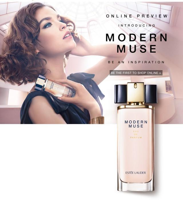 Zapach tygodnia: Estee Lauder, Modern Muse