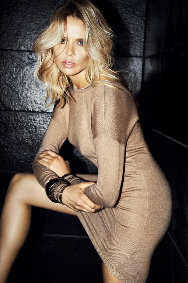 Maja Sablewska w kampanii Mohito Exclusive