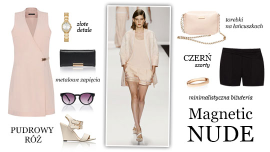 Nowy wiosenny trend Mohito - Magnetic Nude (FOTO)