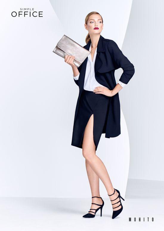 Mohito Simple Office - Nowy elegancki katalog na jesień