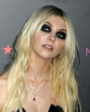 Taylor Momsen i jej smoky eyes