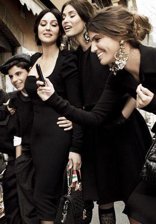 Dolce & Gabbana Jesień/Zima 2012