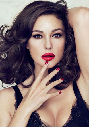Monica Bellucci dla Dolce & Gabbana Make Up