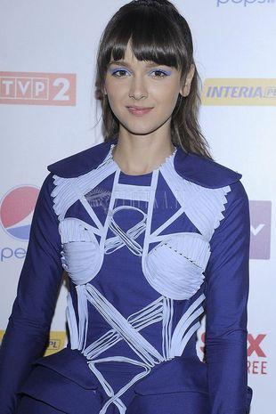 Monika Brodka w futurystycznej kreacji (FOTO)