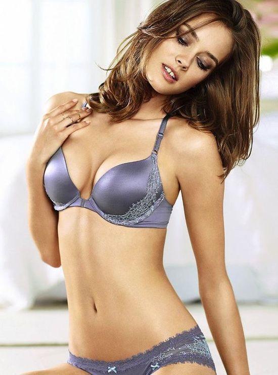 Monika Jagaciak gwiazdą nowego lookbooku Victoria's Secret