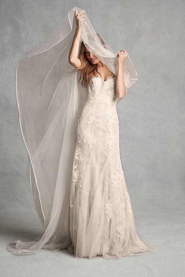 Suknie ślubne na rok 2015 od Monique Lhuillier (FOTO)