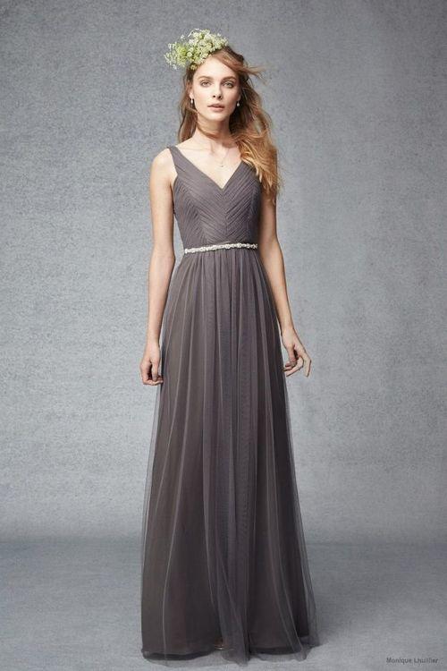 Kobiece i eteryczne sukienki od Monique Lhuillier (FOTO)
