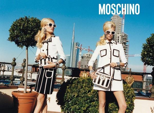 Moschino wiosna/lato 2013
