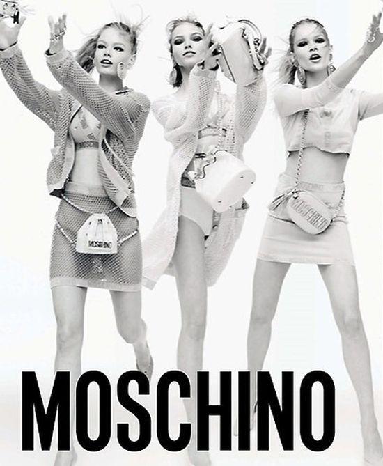 Ups... Moschino zaliczyło photoshopową wpadkę... (FOTO)