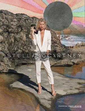 Kate Moss dla Stelli McCartney