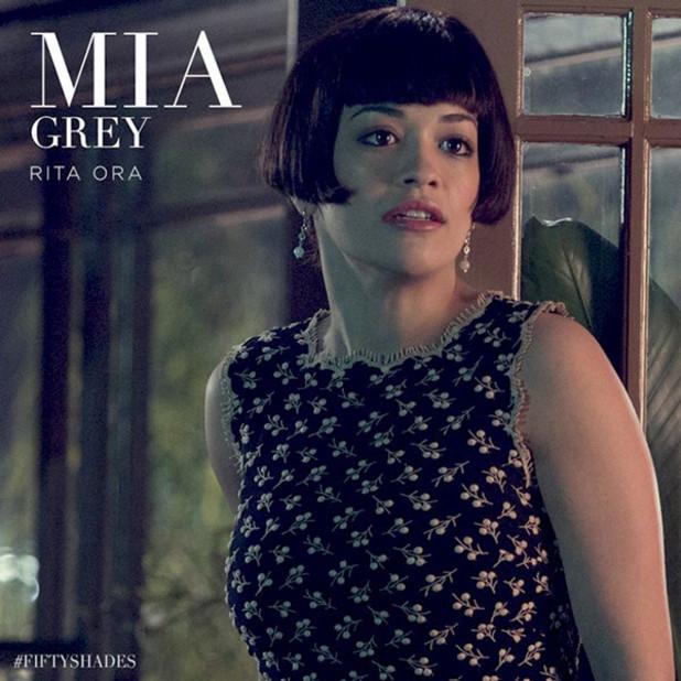 Szok! Jak Rita Ora wygląda w 50 twarzach Greya! (FOTO)
