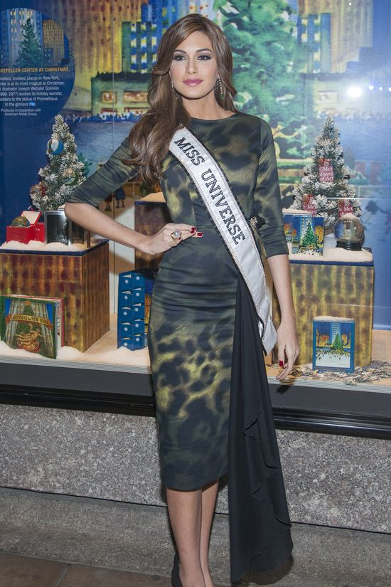 Miss Universe Gabriela Isler