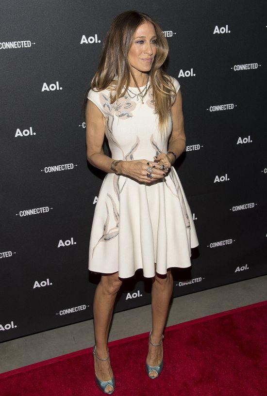 Sarah Jessica Parker vs Zoe Saldana vs Nicole Richie (PR)