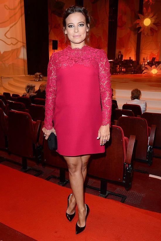 Anna Mucha inspiruje się ciążowym stylem Kim Kardashian
