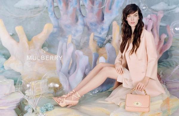 Kampania Mulberry wiosna-lato 2013