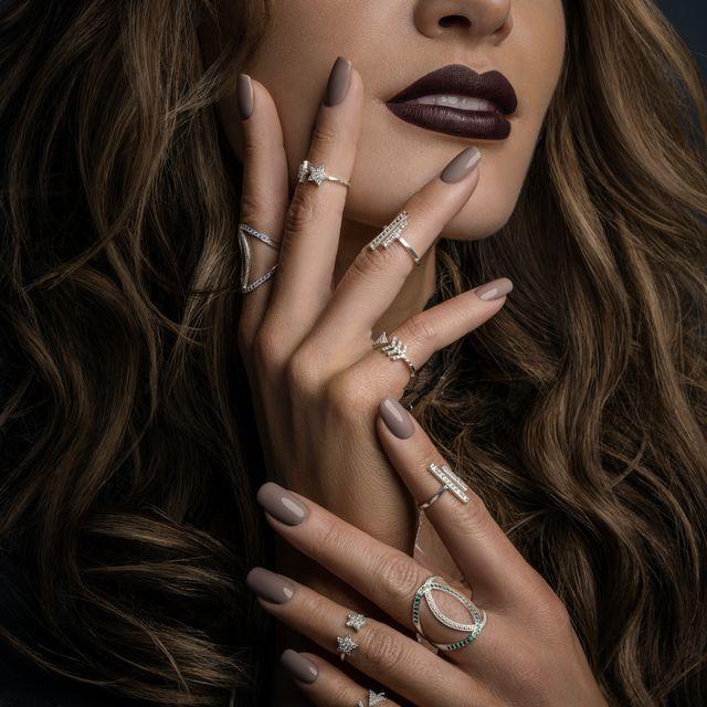 Sara Boruc stworzyła własną kolekcję lakierów do paznokci! (FOTO)