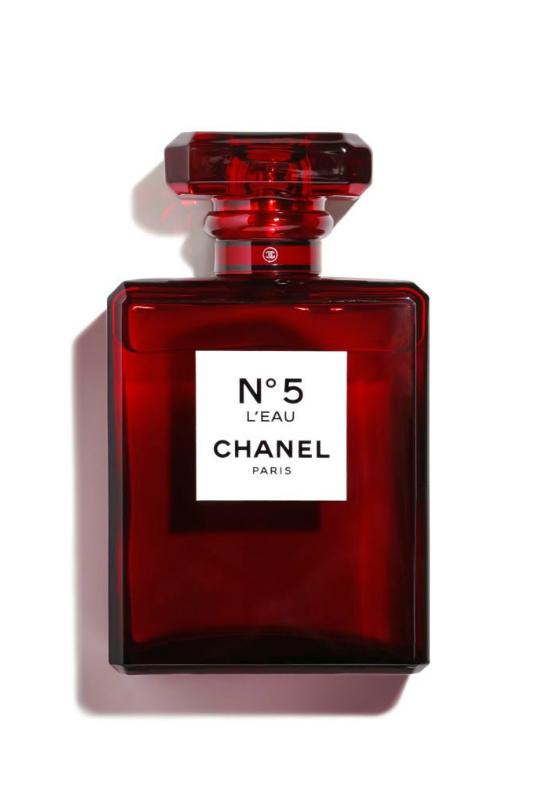 Butelka Chanel N°5 doczekała się świątecznego, limitowanego wydania