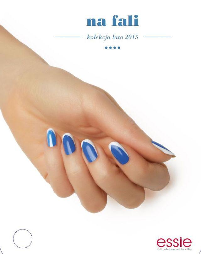 Nowa kolekcja lakierów Essie + wakacyjne wzorki na paznokcie