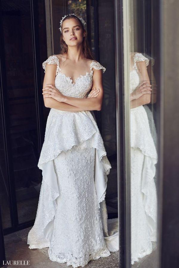 Suknie ślubne w stylu Berta Bridal w cenach nieco bardziej przyziemnych cenach