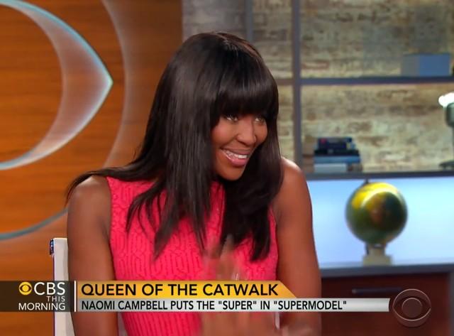 Naomi Cambell: Supermodelki z lat 90. wracają!