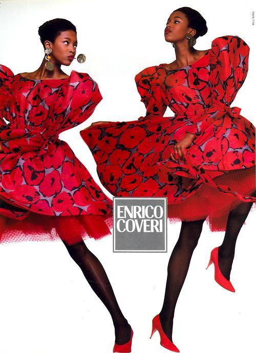 Modelki wczoraj i dziś: Naomi Campbell (FOTO)