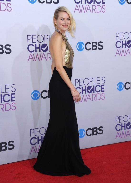 Naomi Watts w sukni Alexandra McQueena (FOTO)